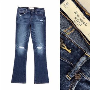 Abercrombie & Fitch Boot Jeans